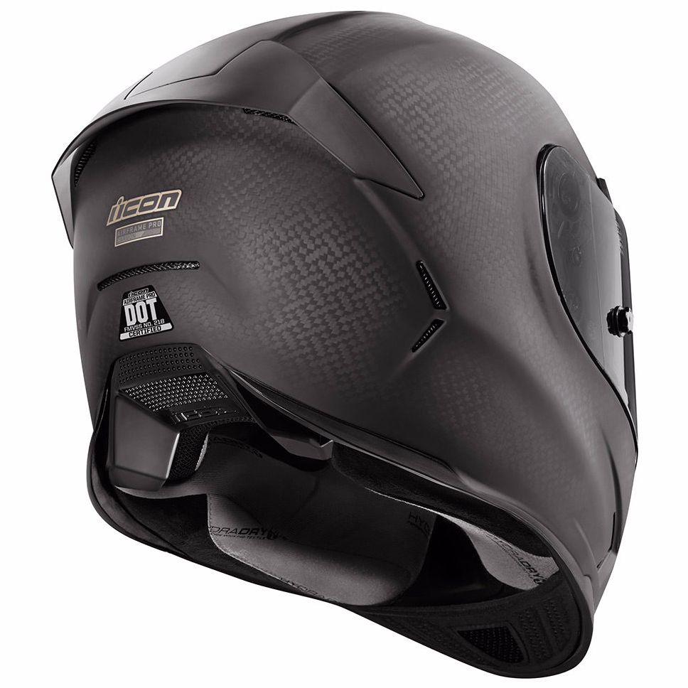 Casco Icon AIRFRAME PRO - GHOST CARBON