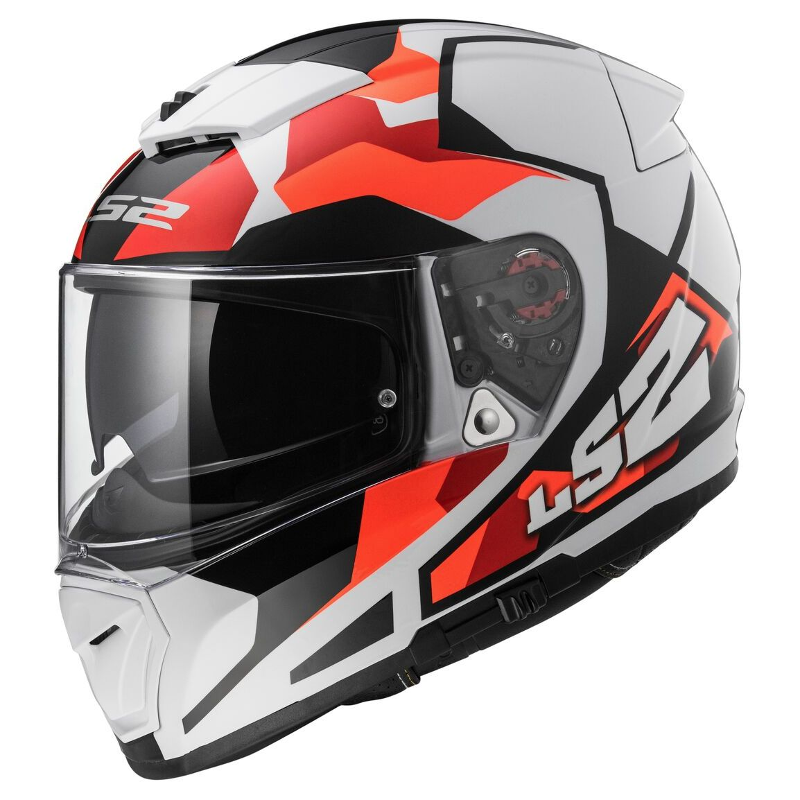 Casco LS2 DESTOCKAGE FF390 BREAKER SERGENT