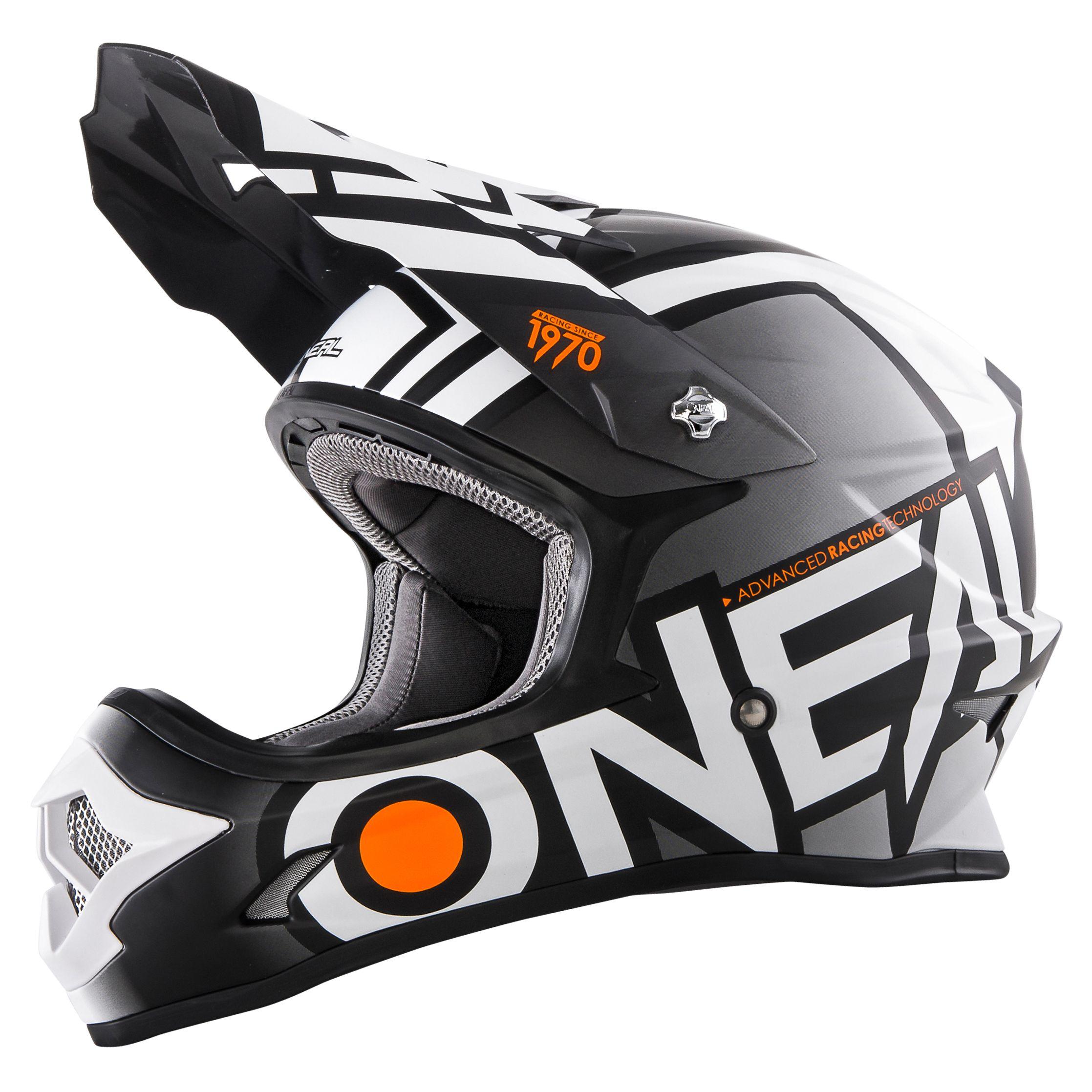 casco oneal motocross  Negozio di sconti online,Casco Oneal Motocross Nero