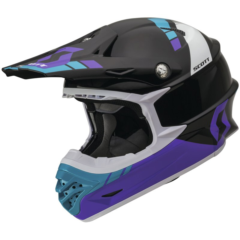 Casco da cross Scott outlet 350 PRO PHOTON 2017