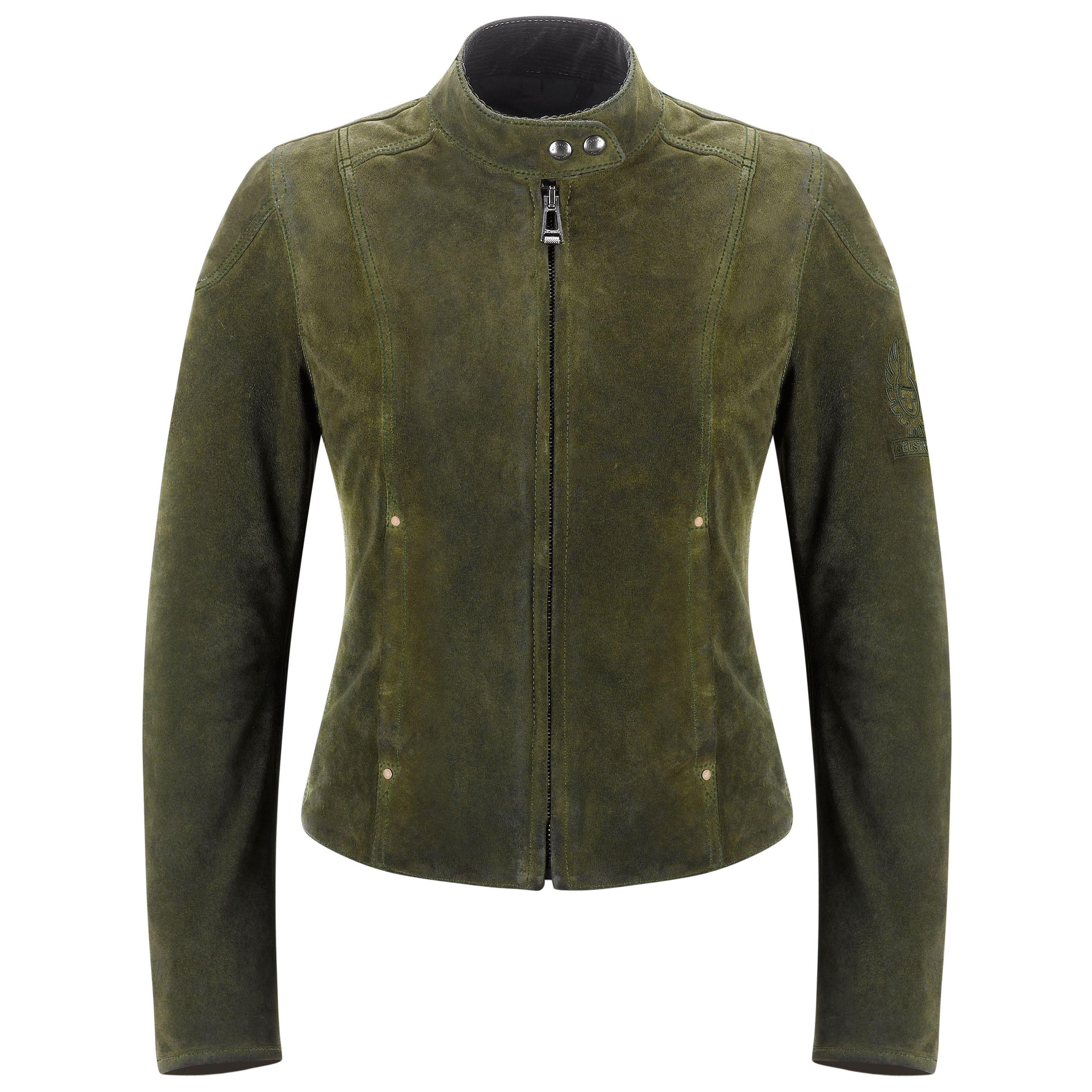new concept cb59d 8ce4c Giacca Belstaff CLEARWAYS WOMAN (pelle e tessuto)