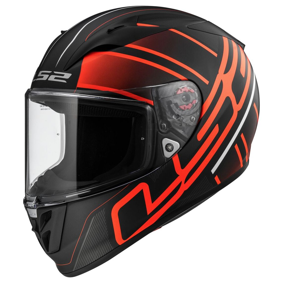 Casco LS2 FF323 ARROW R EVO ION