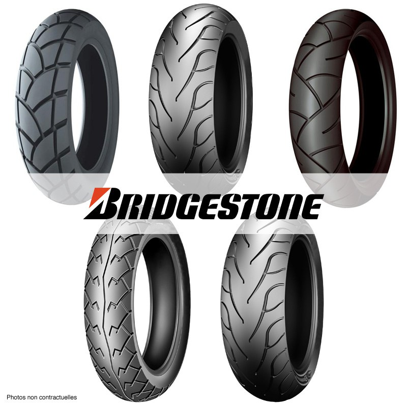 Pneumatico Bridgestone BATTLAX TH01 120/70 HR 14 (55H) TL