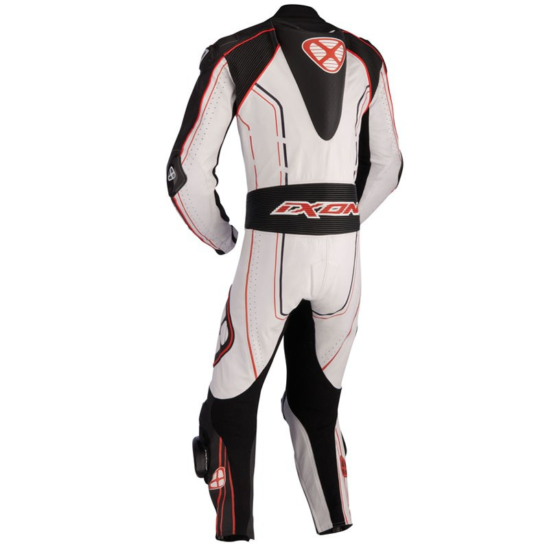 Tuta Ixon outlet ZENITH LEATHER SUIT