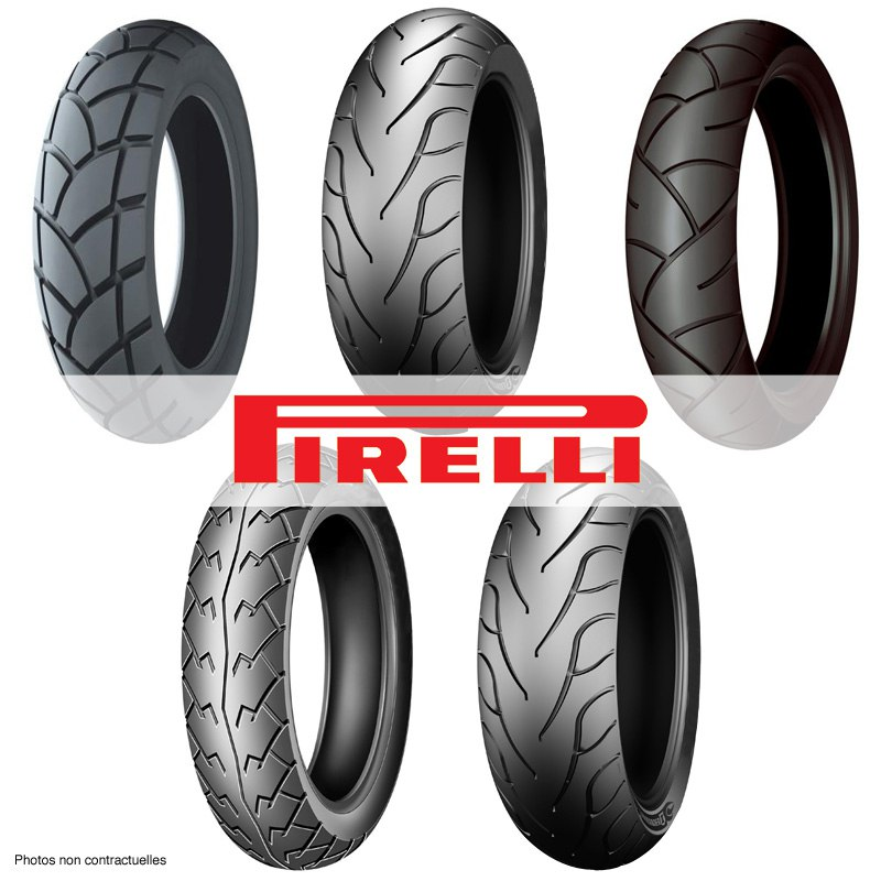 Pneumatico Pirelli CITY DEMON 90/90 H 18 (51H) TT
