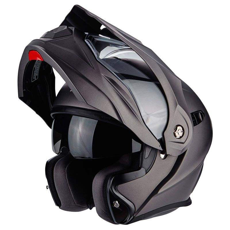 Casco Scorpion Exo ADX-1 - SOLID MAT