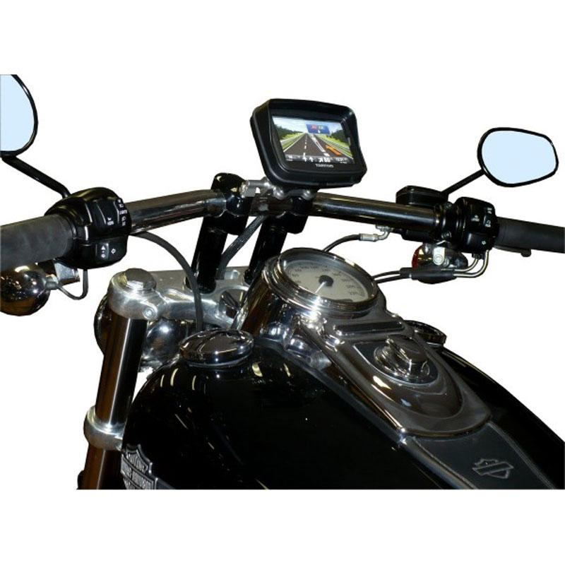 supporto tecno globe gps universale diametro 28 mm high tech moto. Black Bedroom Furniture Sets. Home Design Ideas