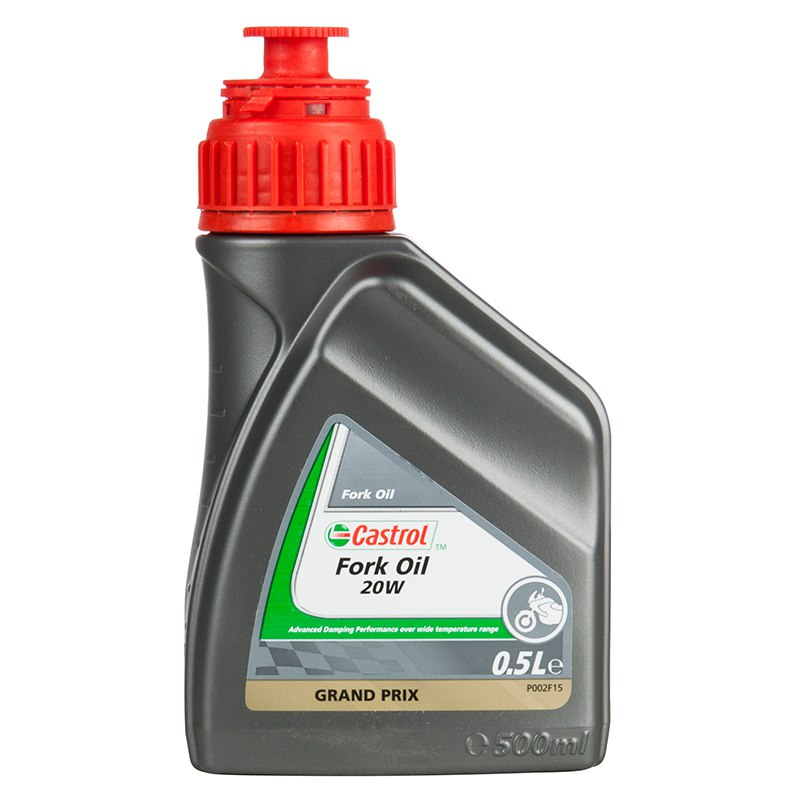 Olio per forcella Castrol FORK OIL 20W 500 ML