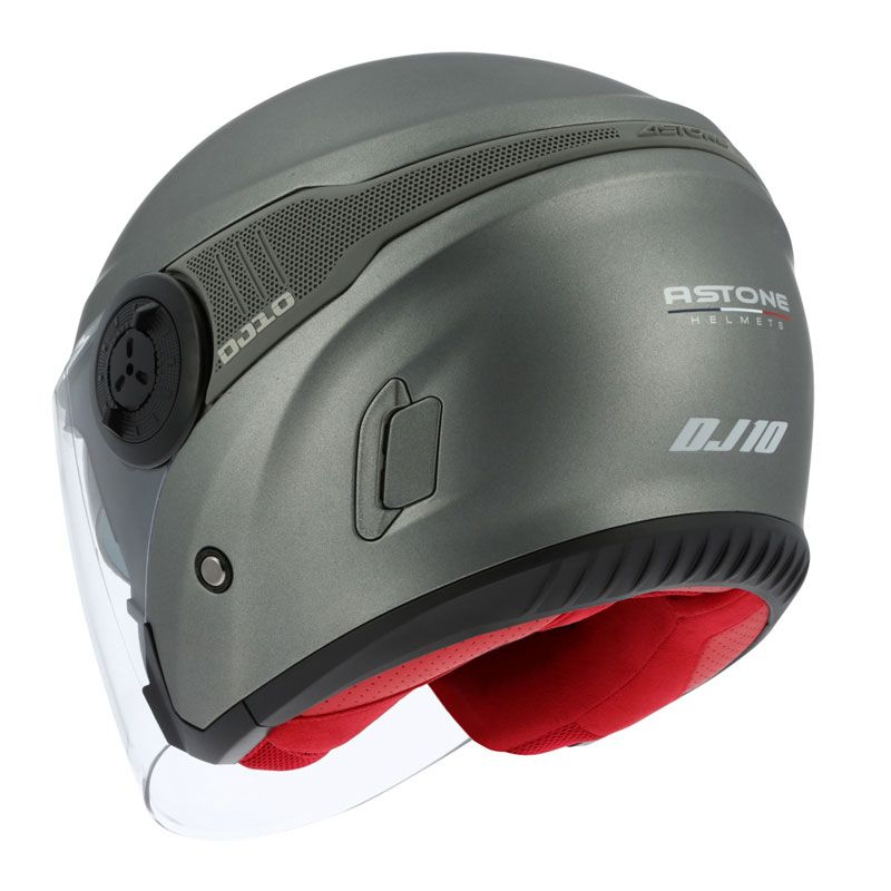 Casco Astone DJ 10 MONOCOLOR MATT