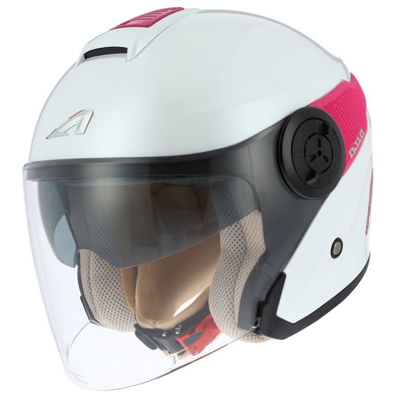 Casco Astone DJ 10 MONOCOLOR LADY