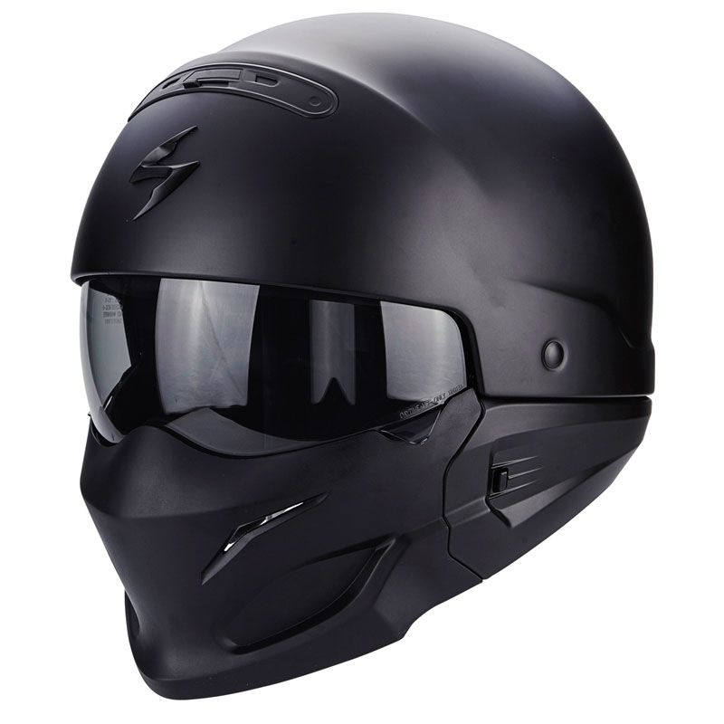 Casco Scorpion Exo EXO-COMBAT - SOLID