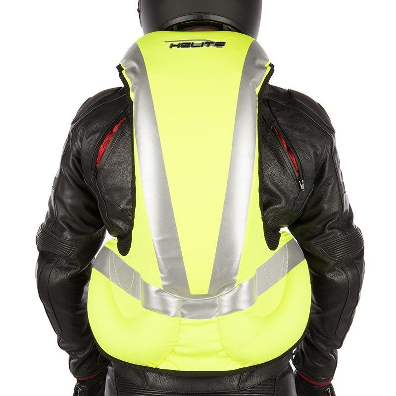HI Helite giacche Gilet VIS e TURTLE Giubbotti airbag a4tPxwSZqP