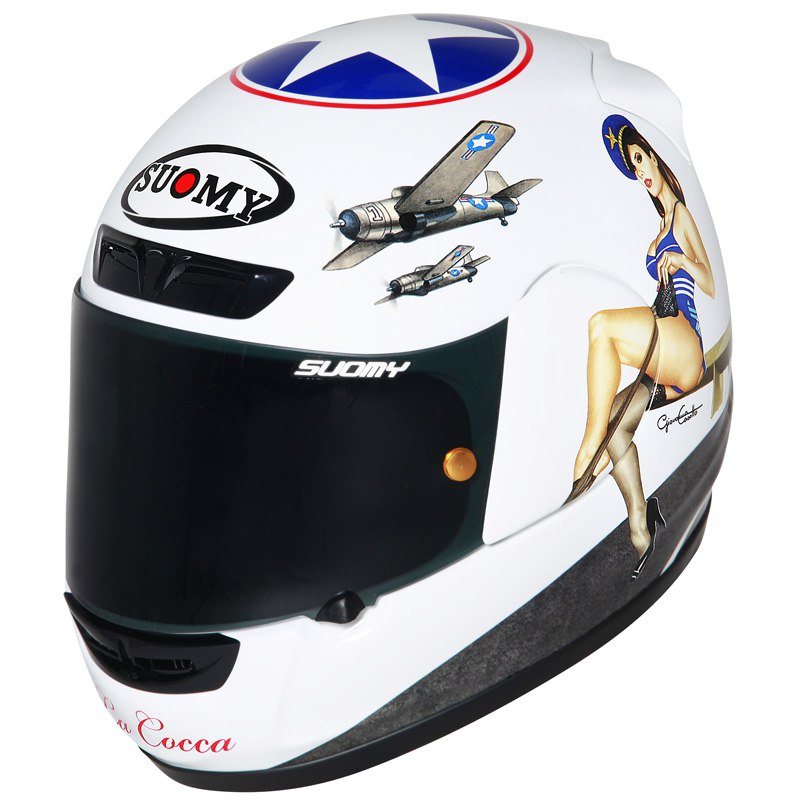 23a7f4d14d801 Casco Suomy APEX LA COCCA - Casco integrale