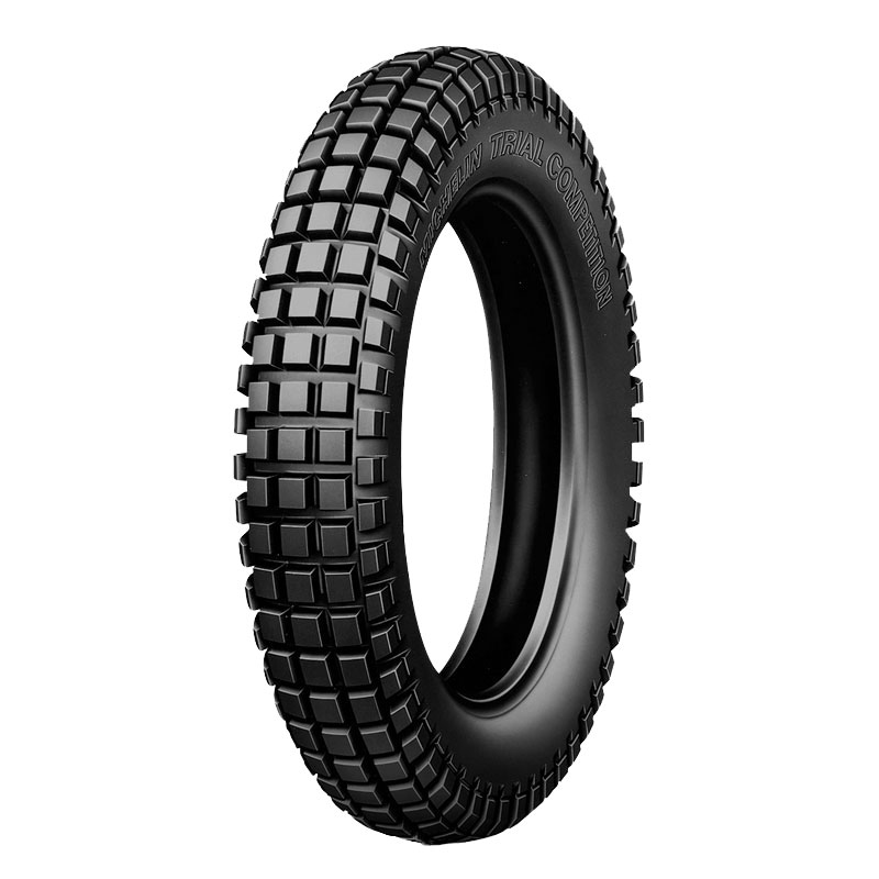 Pneumatico Michelin TRIAL COMPETITION X11 4.00 R 18 (64L) TL