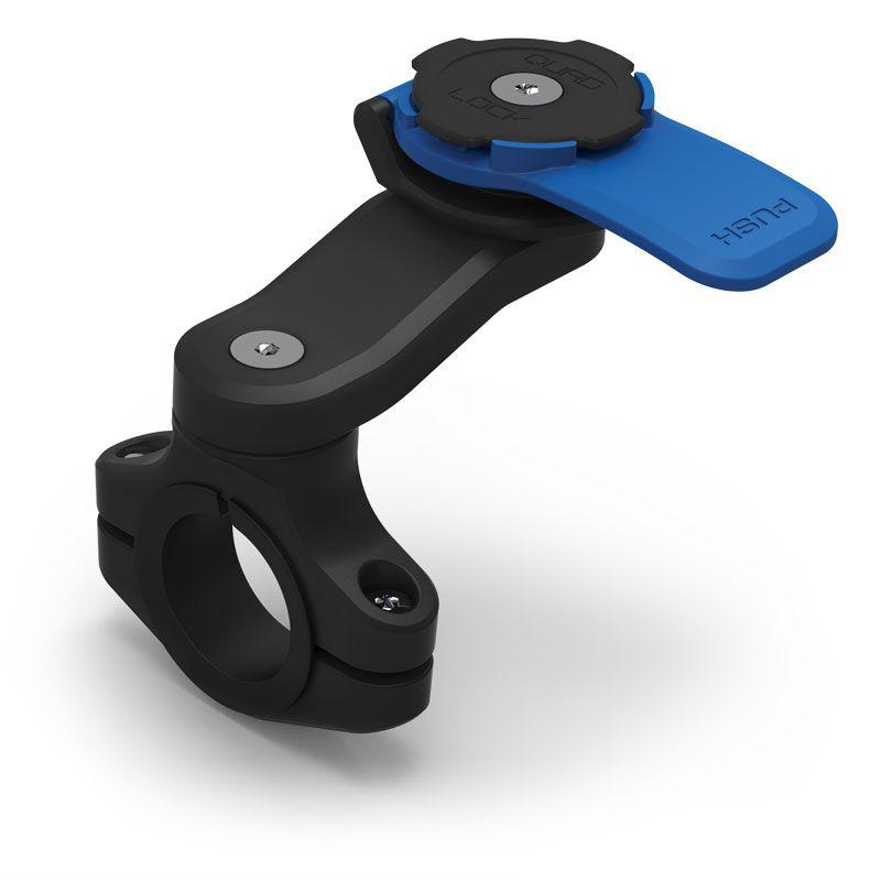 supporto quad lock per smartphone high tech moto. Black Bedroom Furniture Sets. Home Design Ideas