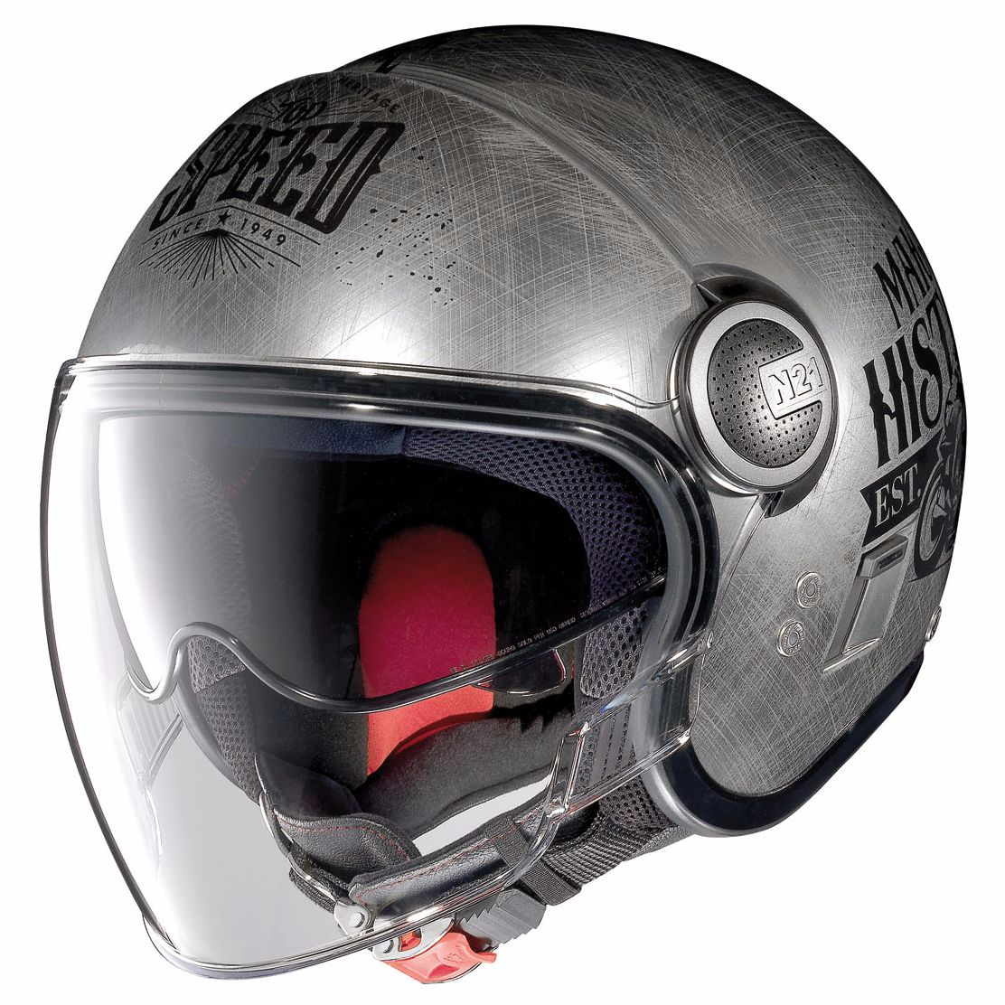 Casco Nolan N21 VISOR - MOTO GP LEGENDS