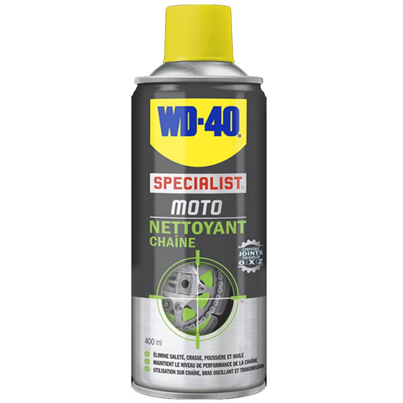 Detergente WD 40 CATENA 400 ML