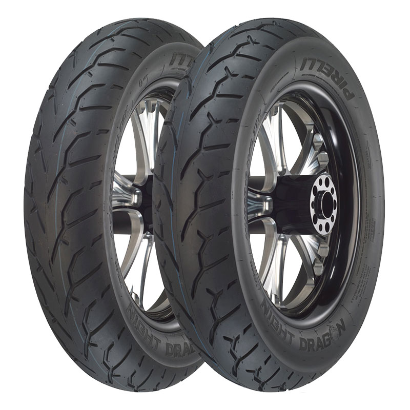 Pneumatico Pirelli NIGHT DRAGON 90/90 H 21 (54H) TL