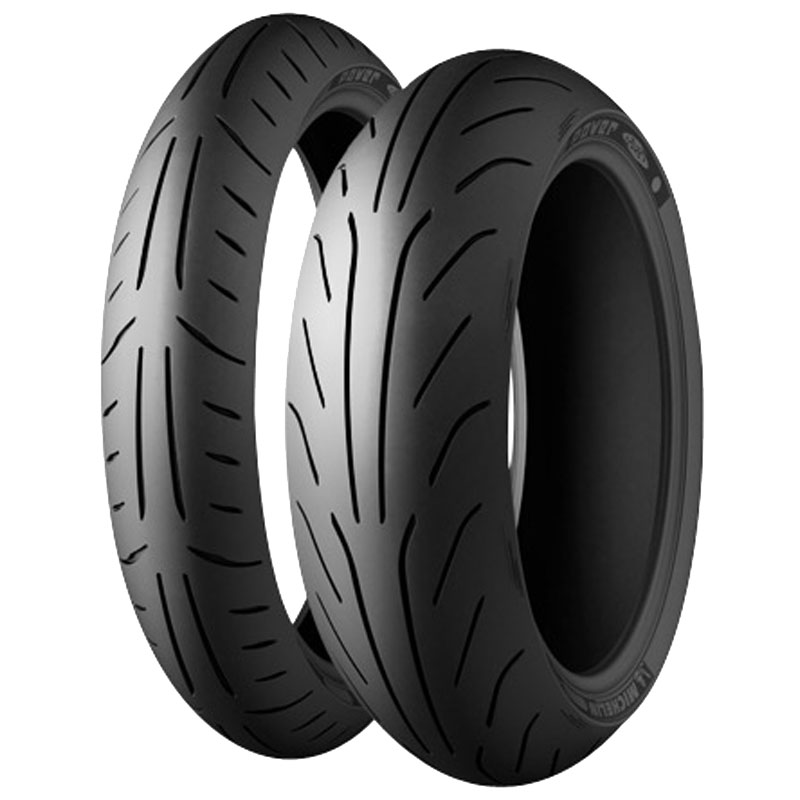 Pneumatico Michelin POWER PURE SC 120/70 S 15 (56S) TL