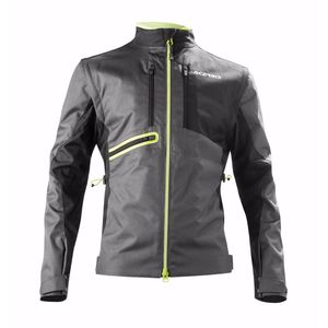 ENDURO ONE - NERO/GIALLO FLUO -