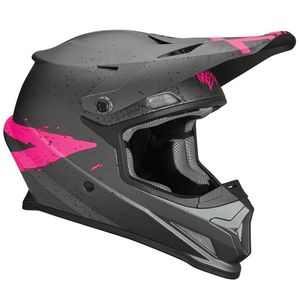 SECTOR HYPE CHARCOAL PINK BAMBINO