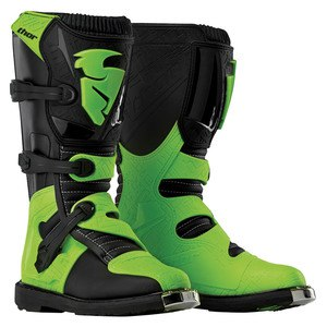 BLITZ MX  BLACK GREEN
