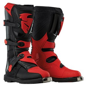 BLITZ MX  BLACK RED