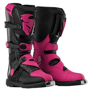 WOMEN'S BLITZ  BLACK MAGENTA