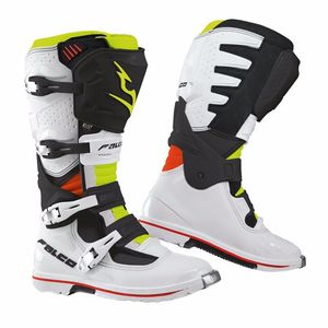 EXTREME PRO 3.1 BLACK WHITE RED FLUO