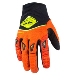 PERFORMANCE - ARANCIONE FLUO/NERO -