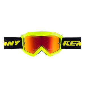 KID TRACK + - GIALLO FLUO -