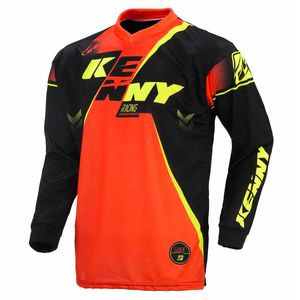 TRACK YOUTH - NERO/ARANCIONE FLUO -