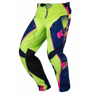 TRACK - BLU MARINO/LIME/ROSA FLUO -