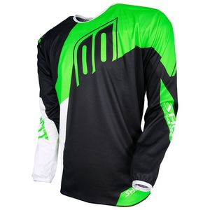 Maillot cross Shot DEVO ALERT NEON GREEN BLACK