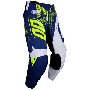 DEVO VENOM BLUE NEON YELLOW ENFANT
