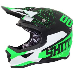 FURIOUS SPECTRE BLACK GREEN MATT