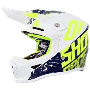FURIOUS VENOM WHITE BLUE NEON YELLOW ENFANT
