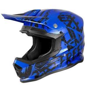XP4 KID - MANIAC - BLUE CHROME BLACK