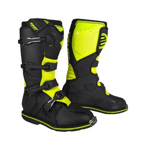X10 2.0 - BLACK NEON YELLOW
