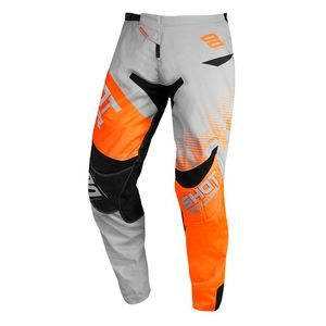 CONTACT - TRUST - LIGHT GREY NEON ORANGE