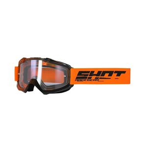 ASSAULT - ELITE - ORANGE BLACK GLOSSY