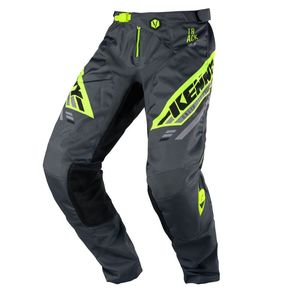 TRACK - VICTORY - CHARCOAL NEON YELLOW