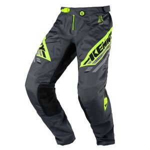 TRACK KID - VICTORY - CHARCOAL NEON YELLOW