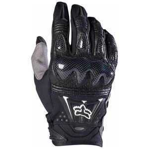 BOMBER GLOVES BLACK