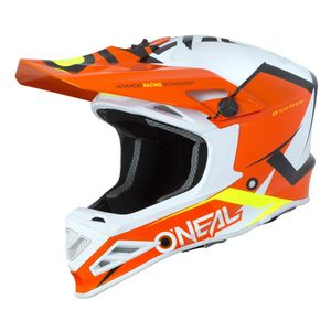 8 SERIES YOUTH- BLIZZARD - ORANGE