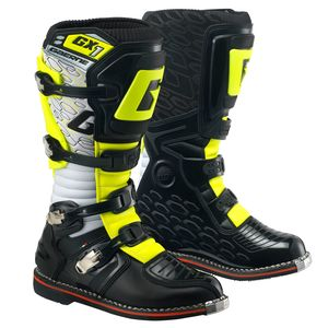 GX-1 GOODYEAR WHITE BLACK YELLOW