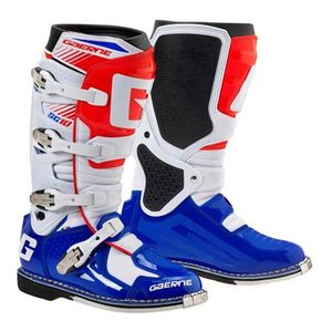SG10 WHITE BLUE RED