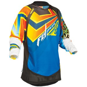 EVO JERSEY BLUE/YELLOW