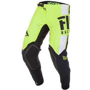 EVOLUTION DST - HI VIS BLACK WHITE