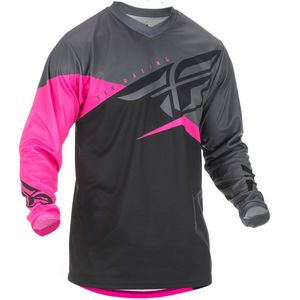 F-16 - KID NEON PINK BLACK GREY